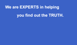 Experts At Finding The Truth - private investigator Cardiff