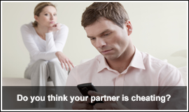 Partner Cheating - private detective in Cardiff UK